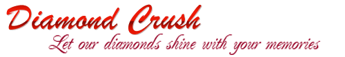 Diamond Crush - Let our diamonds shine with your memories